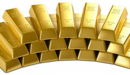 Златото върви нагоре